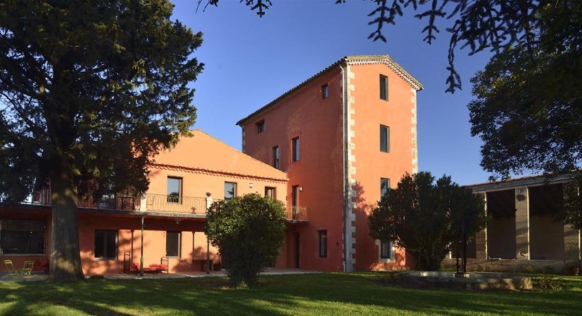 La bastide de Fabrègues - havre de paix en petite Camargue.