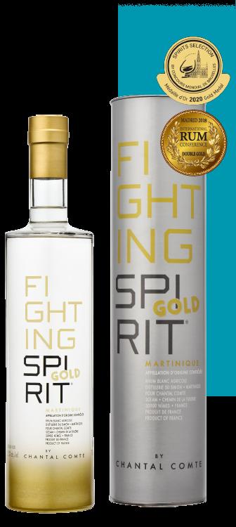 FIGHTING SPIRIT GOLD
