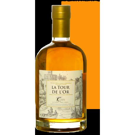 LA TOUR DE L'OR Bourbon Finish