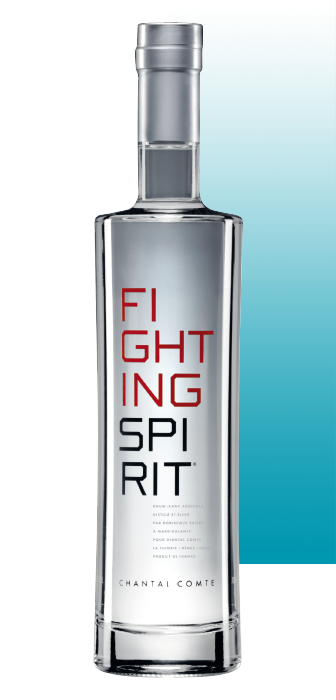 FIGHTING SPIRIT RED LINE